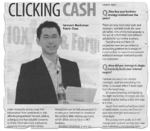 Patrick Chan Creator of CB Passive Income