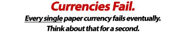 paper currencies